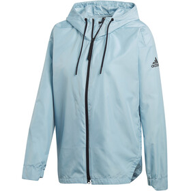 adidas TERREX Urban CS Jacket Women ash grey
